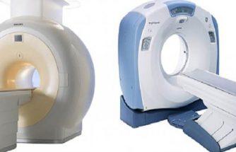 Koja je razlika izmedju CT i MR snimanja 1