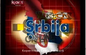 Srbija on line 23-08-2012